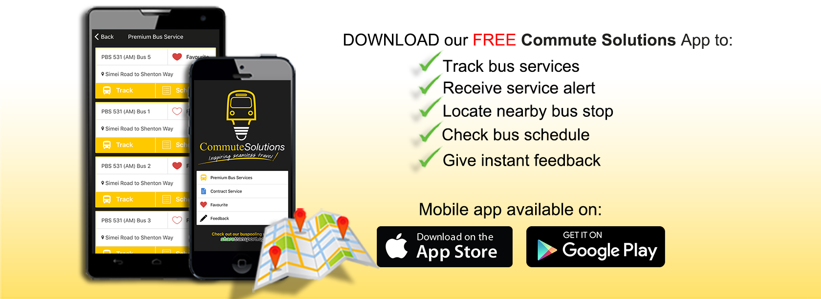 Download our free app